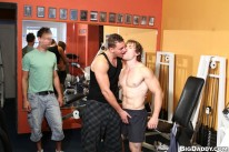 Dick And Muscles from Big Daddy