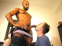 Christening A New Cock Sucker from New York Straight Men