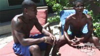 J Rock And Raymond Usher from Thug Boy