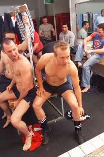 Getting Rucked from Raging Stallion