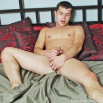 Kyle Short Busts A Nut from College Dudes