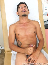 Damian Cruz Part 2 from College Boy Physicals