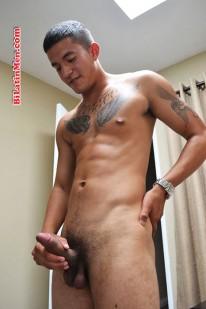 Joey from Bi Latin Men