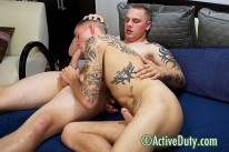 Diego And Guy from Active Duty