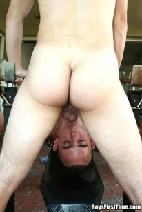Big Johnson from Boys First Time