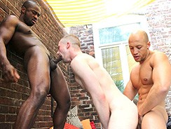 Marc Williams Tone Astengo from Next Door Ebony