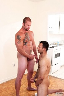 Matt Rush And Aj from Next Door Ebony