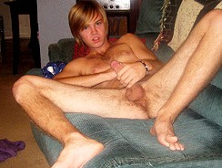 Christoff from Tx College Boys