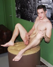Dexter Reese Busts A Nut from College Dudes