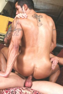 Sebastian Young Tommy Blade from Raging Stallion