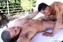 Hot Oil Muscle from Gay Room