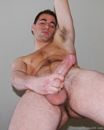 Trevor Hall Busts A Nut from College Dudes