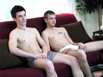 Drew And Mike from Broke Straight Boys