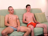 Drew And Corey from Broke Straight Boys