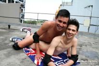 Wild Aussie Boys from Bentleyrace