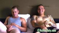 Bruce And Nick from Active Duty