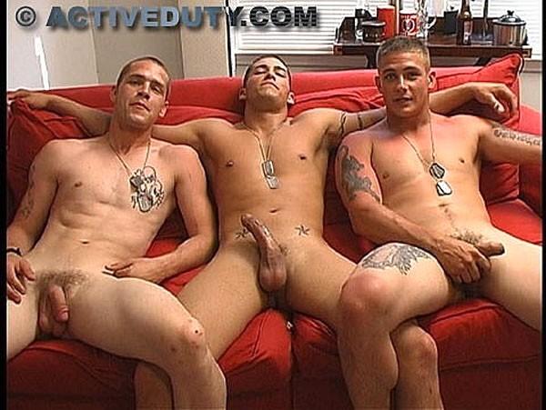 ActiveDuty gay Porr