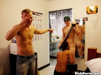 Work Out from Dick Dorm