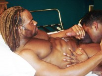 Kent And Marlone Starr from Next Door Ebony