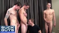Group Suckoff Wtrevor Walker from Suck Off Guys