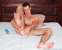 Seth Lyons Busts A Nut from College Dudes