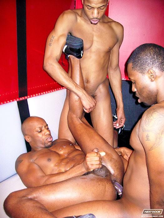 Ebony gay sex pics