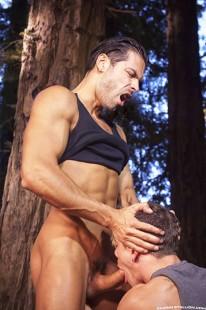 Jesse Santana And Do from Raging Stallion