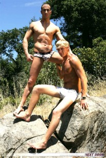 Gavin Waters And Spencer Reed from Next Door Buddies