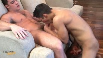 Fratmen Micky And Trents Sex from Fratmen Sucks