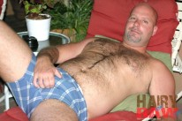 Hank Lawton from Hairy And Raw
