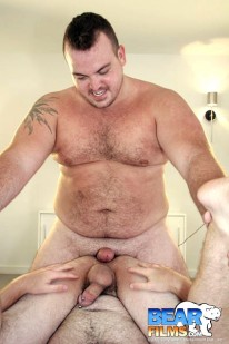 Gunner Scott And Leo Stone from Bear Films