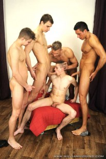 Gang Bang Jozef Vavrich Raw from William Higgins