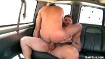 Round Ass On The Baitbus from Bait Bus