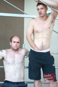 Josh And Jason from Lads Next Door