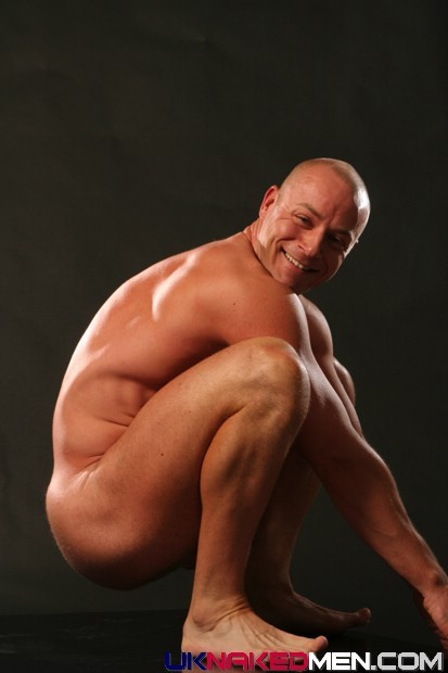 Amusing Naked men and pet remarkable