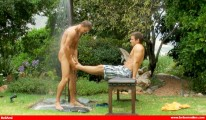 Luke Hamill And Colin Hewitt from Bel Ami Online