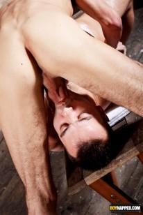 Hung Luke Rides Hard Matt from Boynapped
