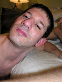 Kris Gets Head from New York Straight Men