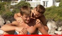 Harris Hilton And Luke Hamill from Bel Ami Online