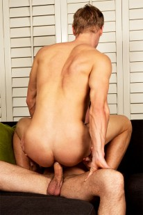 Daniel And Brent Bareback from Sean Cody