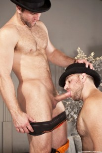 Cockwork Tom Wolfe And Heath from Raging Stallion