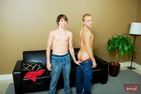 Kodi And Rob from Broke Straight Boys