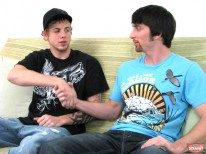 Mike And Jeremy from Broke Straight Boys
