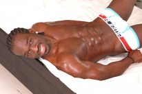 Raw Black Cock from Staxus