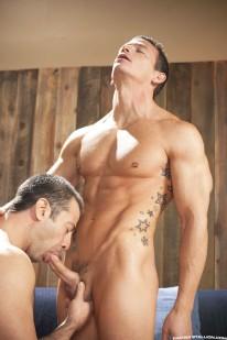 Cavin Knight And Sean Stavos from Raging Stallion