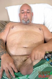 Joe Strong from Hairy And Raw