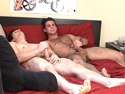 Jonah And Cole from Fratmen Sucks