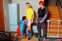 Duncan Adam And Conner from Broke Straight Boys