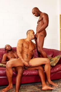 Triple Threat from Next Door Ebony