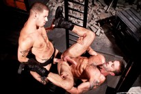 Ty Roderick And Jake Genesis from Raging Stallion